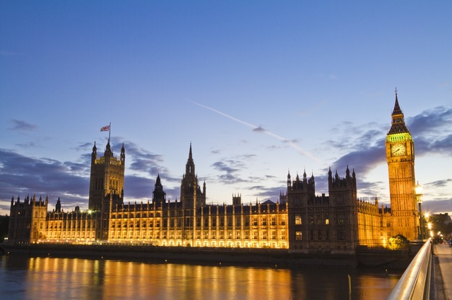 parliament house of commons palace of westminister government