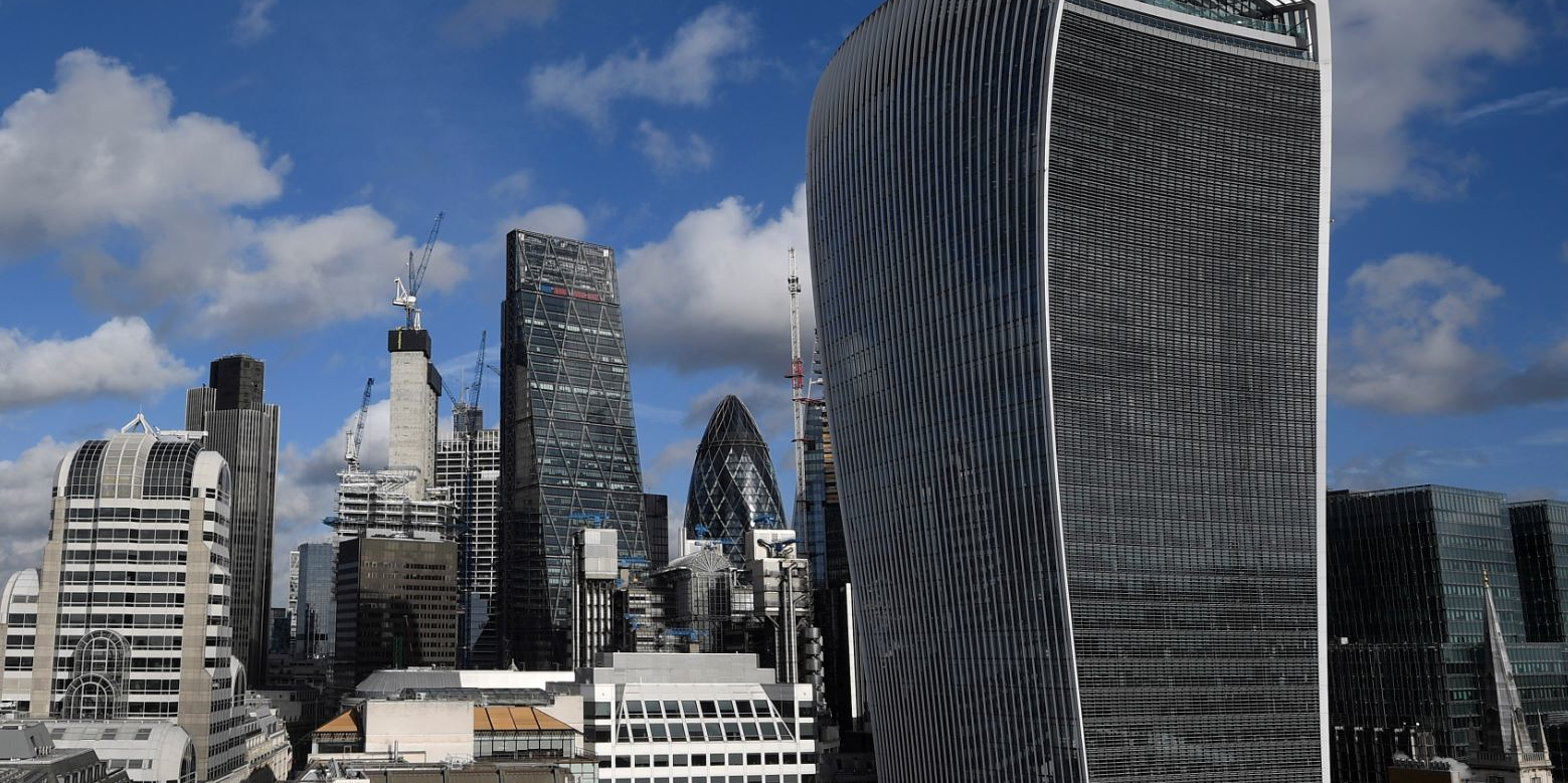 London midday: Stocks gain after UK GDP figures; US inflation in focus