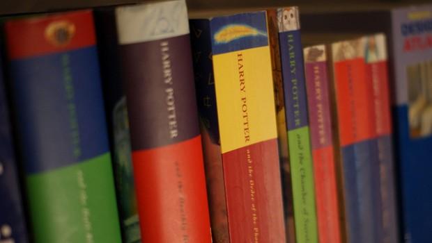 Harry Potter books bloomsbury publishing