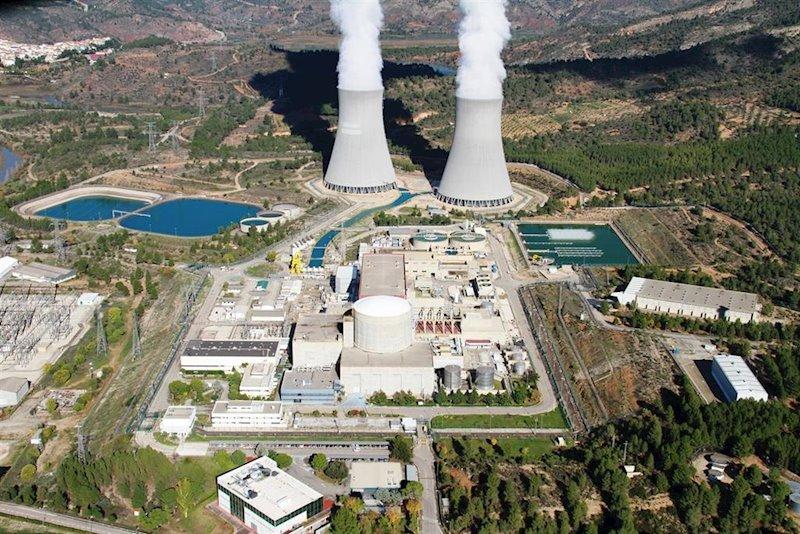 ep central nuclear de cofrentes valencia