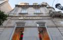 ep fachada del work cafe de banco santander en vigo
