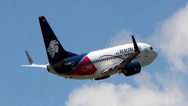 avión CDMX aeromexico