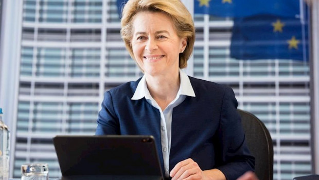 Von der Leyen: UK and European Union  making 'better progress' in Brexit talks