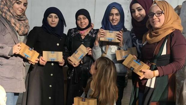 ep refugiadas sirias trabajadorasla fabricaletizia buzon
