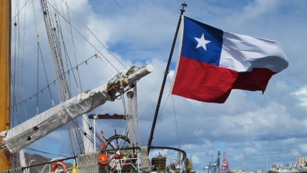 buque escuela esmeralda chile