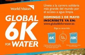 ep atletismo- madrid acogera 5mayo la global 6k for water poracceso