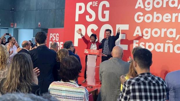 """Isabel Celaá advierte de un """"retroceso sideral"""" si la derecha forma Gobierno y llama a la movilizac"""