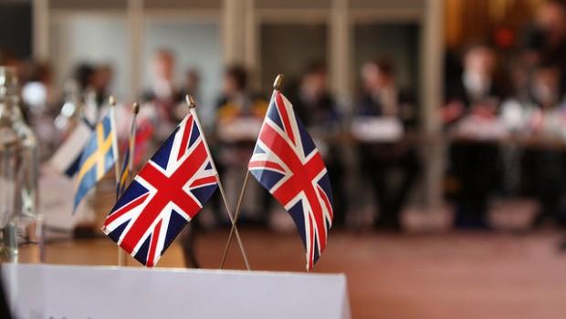 Britain, UK flag