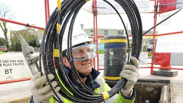 Ofcom wants to open up BT's infrastructure for new fibre broadband