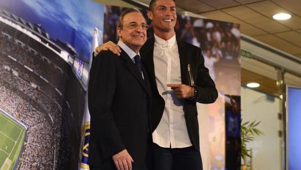 Simeone critica expulsión de Cristiano Ronaldo