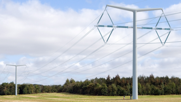national grid electricity pylon