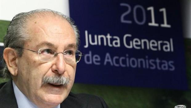 Junta de accionistas del BBVA tras la renuncia temporal de Francisco González por el caso Villarejo
