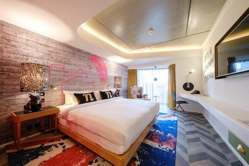 NH Hoteles gana 90 millones de euros en 2019, un 11% menos que en 2018