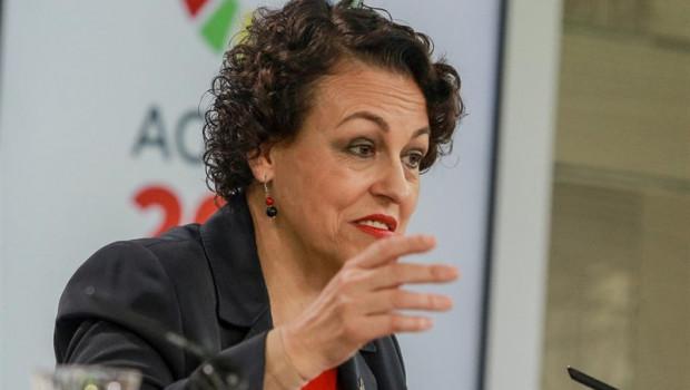 ep la ministra de trabajo migraciones y seguridad social en funciones magdalena valerio comparece