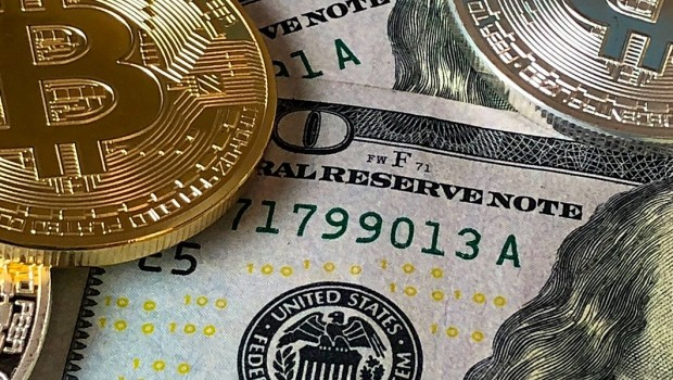 dolar, criptodivisa