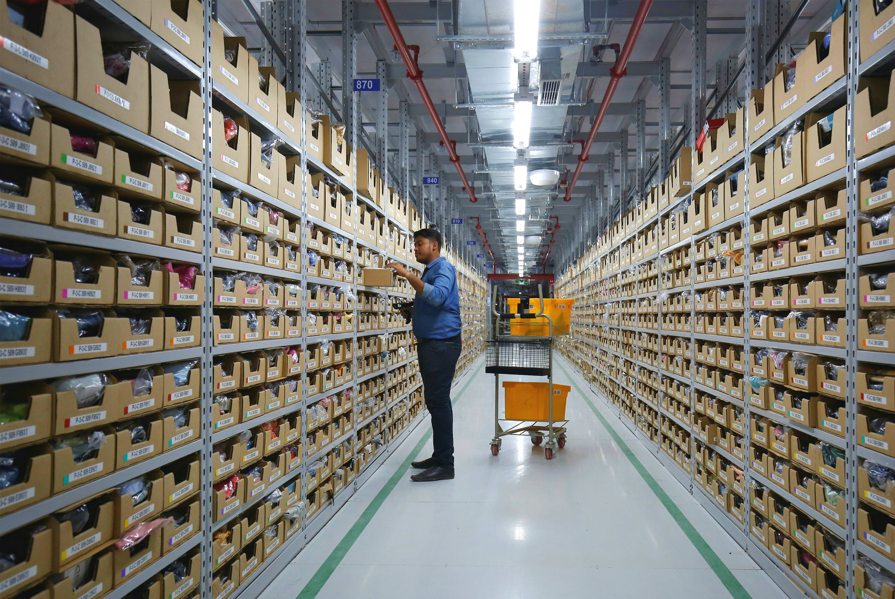 Jeff Bezos Unloads $4 Billion of Amazon Stock in a Week