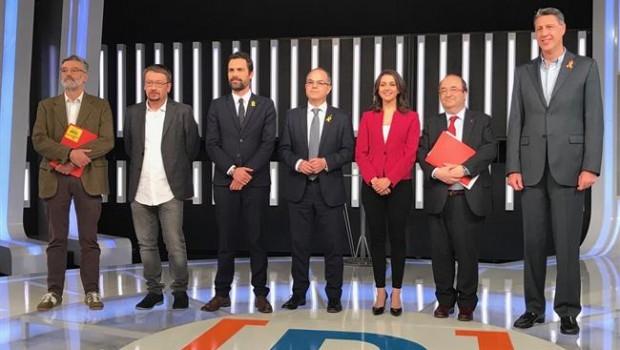 ep debate electorallas elecciones catalanastverdio 4