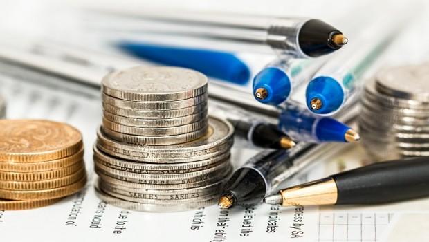 monedas oficina dinero