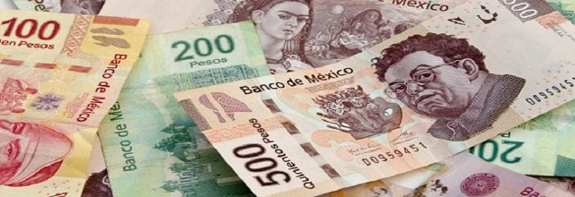 peso mexicano port