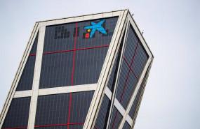 ep archivo   sede corporativa de caixabank en madrid