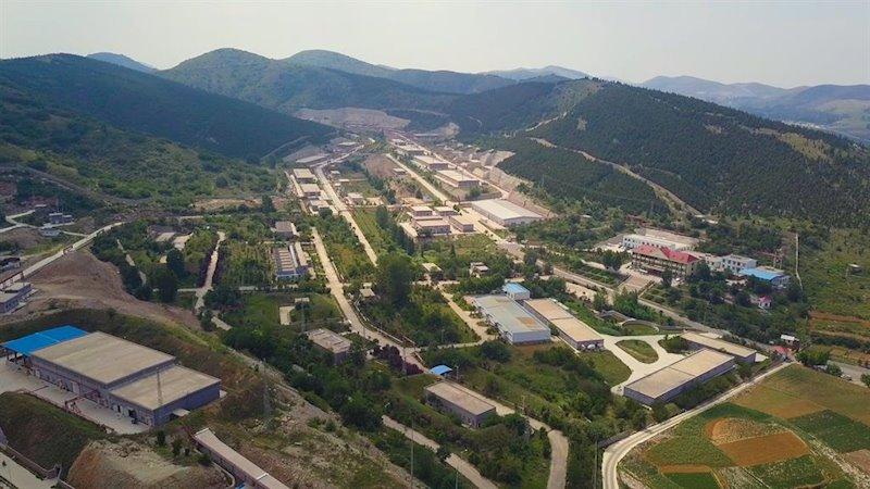 ep centro de produccion de maxam en pingy en la provincia de shandong china