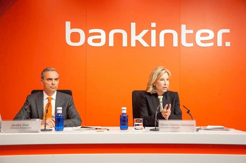 Bankinter gana 551 millones en 2019, un 4,6% más, tras integrar EVO y Avantcard