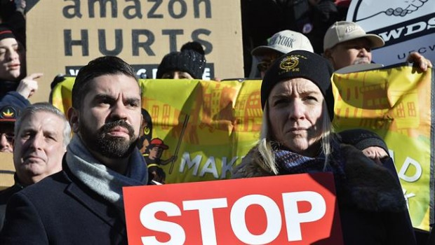 Amazon abandona plan para construir nueva sede en Nueva York_Spanish