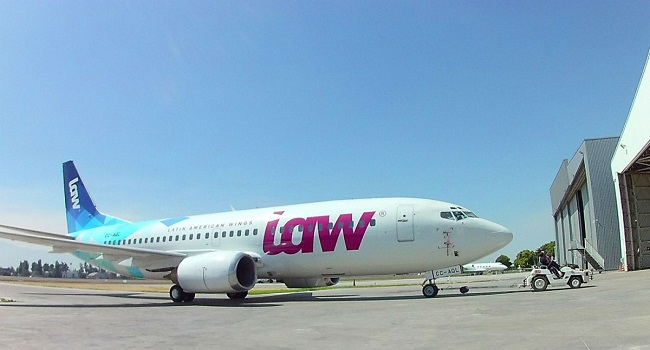 law aerolinea