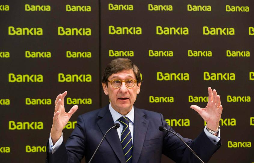 Bankia negocia la venta de una cartera de activos dudosos
