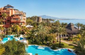 ep archivo - kempinsky bahia estepona hotel turismo lujo piscinas costa del sol viajes