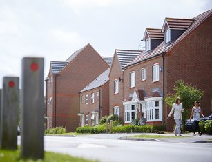 Taylor Wimpey housing