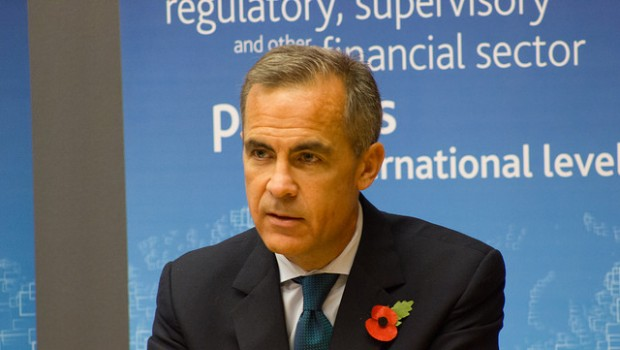 Bank of England Orders Banks to Boost Capital