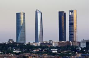 cuatro torres, madrid