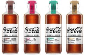 ep coca-cola lanza signature mixers en espanainspirar nuevos combinadosdiferentes destilados