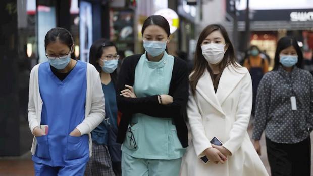 ep enfermeras de una clinica en hong kong