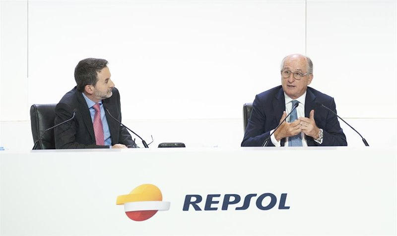 El throw back de Repsol al antiguo canal bajista es de libro