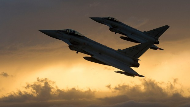 Eurofighter Typhoon, BAE Systems, defence, aerospace, aircraft
