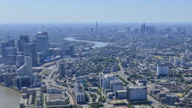 london skyline thames