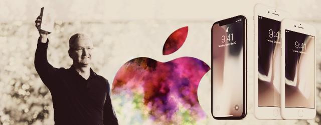 tim cook apple iphone portada
