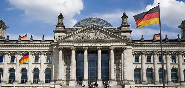 Bundestag Alemania