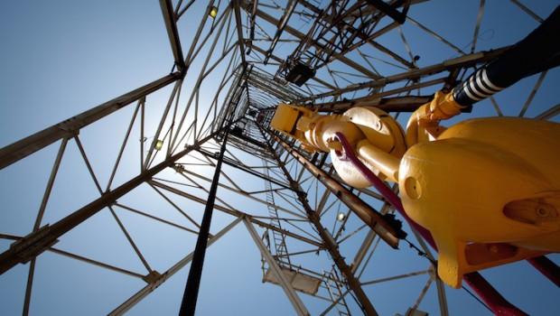 drilling oil onshore