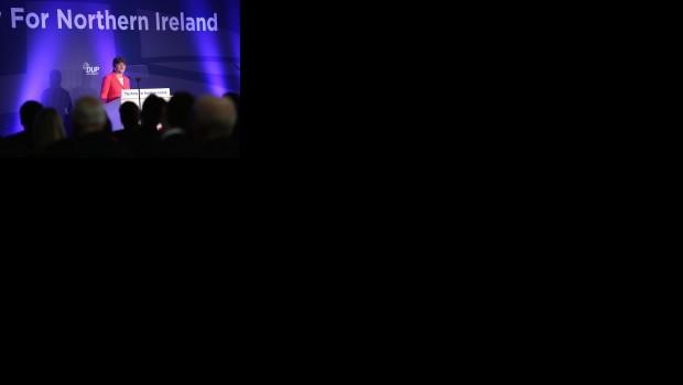 dup arlene foster northern ireland