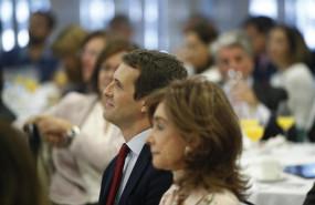 ep candidatoppla alcaldiamadrid jose luis martinez- almeida intervieneun desayuno informativo organizadoclub siglo xxi