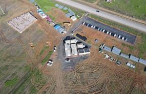ep vista aerea del emplazamiento de la futura planta fotovoltaiva de san antonio