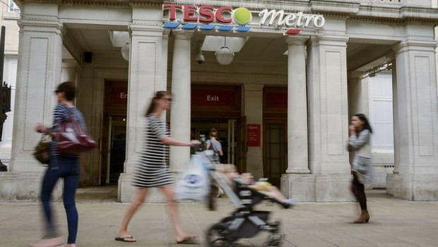 Tesco share price steady as group's sales continue to grow
