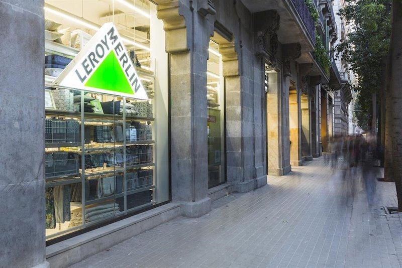 ep imagen de recurso de una tienda de leroy merlin