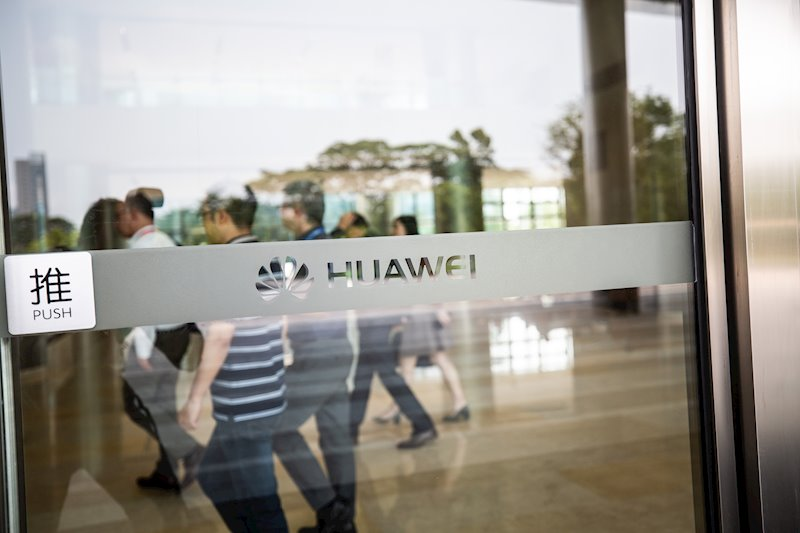 ep instalaciones de la empresa china huawei
