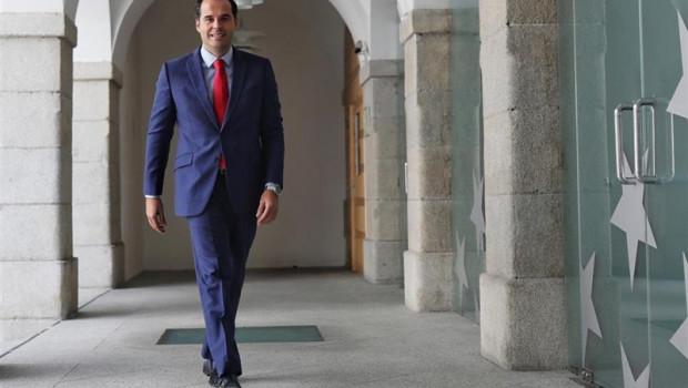 ep el vicepresidente de la comunidad de madrid ignacio aguado ciudadanos posa para europa press