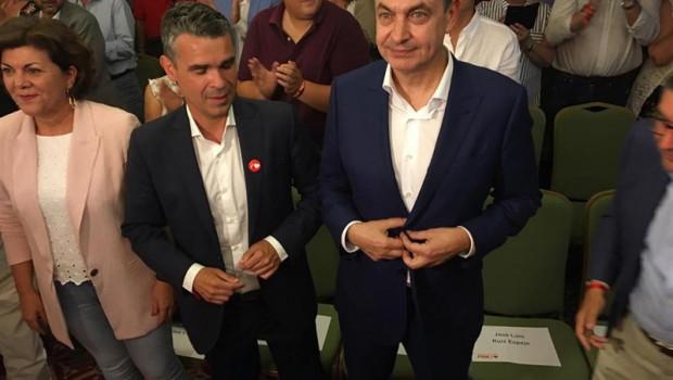 ep zapatero senalala posible suspensionlos diputados presos haydirimirlasentido institucional
