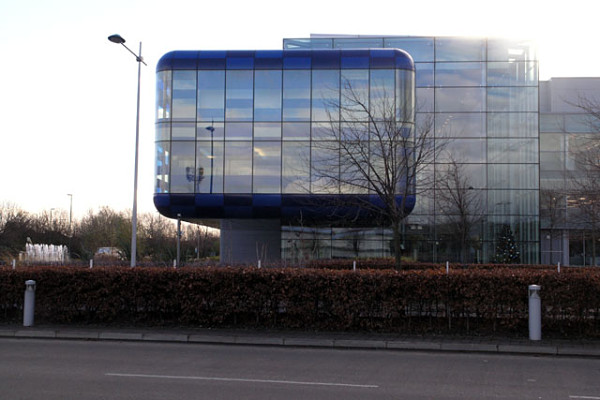 Experian building, information